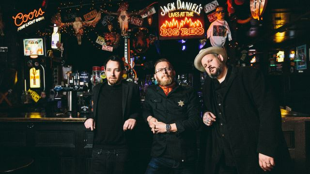 Big Boy Bloater & The Limits - It Came Out Of The Swamp